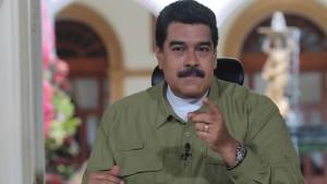 Venezuelas Präsident Maduro steht international in der Kritik