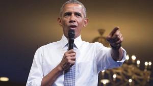 Obama verfügt größte Haftentlassung seit mehr als hundert Jahren