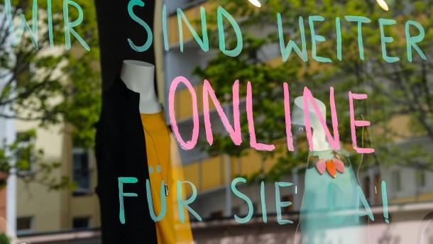 Onlinehandel steigt um fast ein Drittel