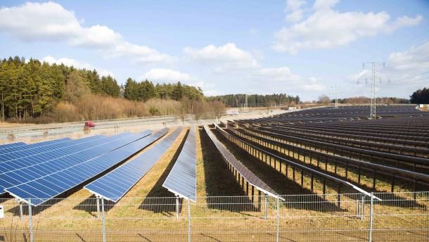 Aus Sonnenkraft wird Strom, Solaranlagen in der Fränkischen Schweiz