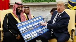 Wie Saudi-Arabien das Silicon Valley finanziert