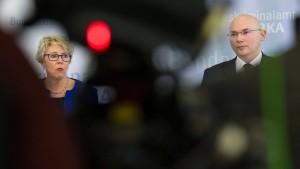 Tatverdächtiger nennt Ärger über Politiker als Motiv
