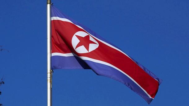 Nordkorea lässt neue Marschflugkörper fliegen