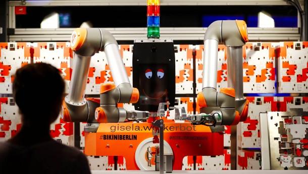 Roboterhandel