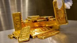 Das Gold im Garten vergraben