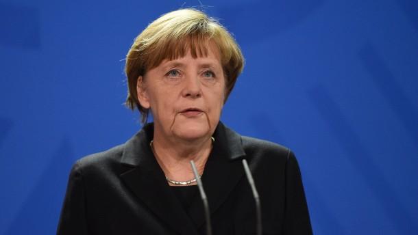 Merkel: Wir werden alles tun, um die Tragödie aufzuklären