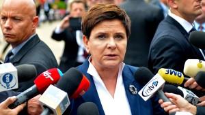 """""""Polen hat das Recht auf Reparationen"""""""