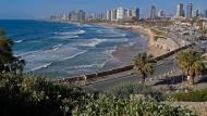 """Tourismusmagnet: Für Tel Aviv sei der ESC ein """"nettes Event"""", das in Bezug auf die Besucherzahlen keinen Unterschied mache, sagt der israelische Tourismusminister."""