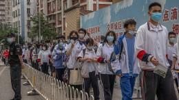 Pekings Politik belastet Chinas Finanzmarkt