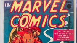 1,14 Millionen Euro für einen Marvel-Comic