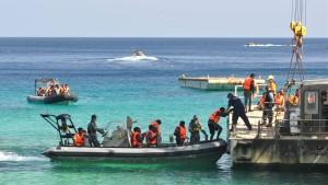 Inseln der versuchten Abschreckung