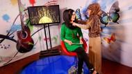 Afghanistan: Neuer Fernsehsender für Frauen rüttelt an Tabu
