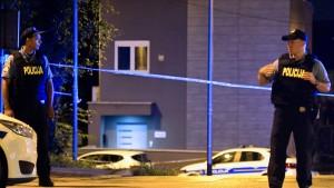 Sechsfachmord in kroatischer Hauptstadt Zagreb