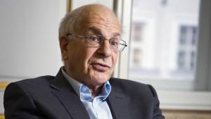 Die Deutschen hören auf Daniel Kahneman