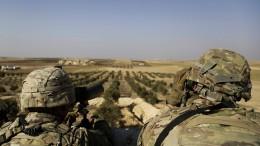 Bundeswehr setzt Ausbildung irakischer Streitkräfte aus