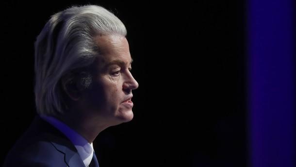 """""""Wilders würde alle Moscheen schließen"""""""