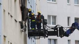 Polizei geht von einer Gasexplosion aus