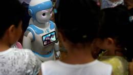 Roboter-Freund für einsame Kinder