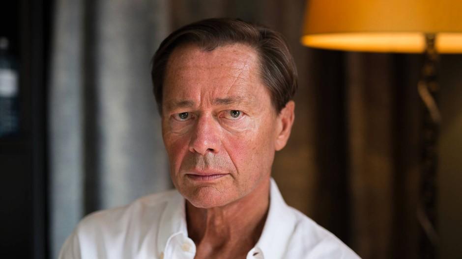 """Thomas Middelhoff beim Gespräch über sein neues Buch """"Schuldig"""" in Hamburg"""
