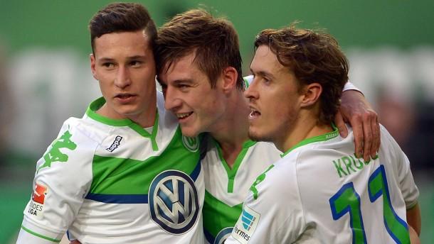 Wolfsburg mit Elan und Charme