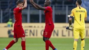 Portugal qualifiziert sich für Finalturnier
