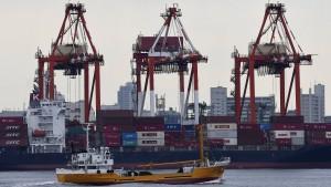 Revolte gegen die Globalisierung