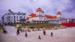 Auch Mecklenburg-Vorpommern öffnet Hotels für Familienbesuche