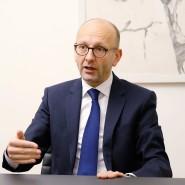 Rechtsanwalt und Insolvenzverwalter Lucas Flöther von der Kanzlei Föther und Wissing