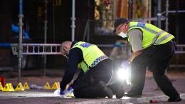Schießerei in Malmö