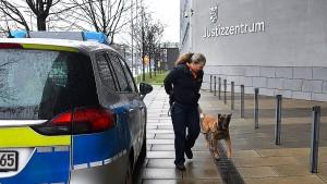 Serie von Bombendrohungen an deutschen Landgerichten