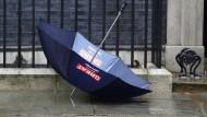 Die britische Regierung steckt in einer schweren Krise.