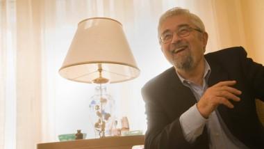 Der griechische Soziologe Michael Kelpanides