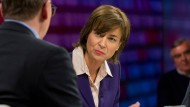 TV-Moderatorin Maybrit Illner