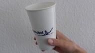 Ein Kaffeebecher gegen 200 Milliarden Becher Müll