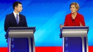 Demokraten gehen auf Buttigieg los
