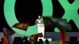 Der Feind steht in Katalonien
