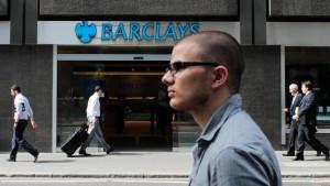 Sturm der Empörung über Zinsmanipulation