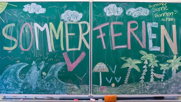 Fetisch Sommerferien