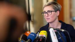 Hennig-Wellsow kritisiert Agieren der Bundes-CDU