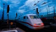 Polizei findet Brandsatz an ICE-Strecke zwischen Berlin und Hannover