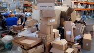 Initiativen kämpfen gegen Verschwendung von Waren