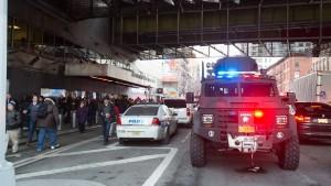 Vier Verletzte bei Anschlagsversuch in New York