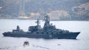 Vereinigte Staaten und Ukraine starten Seemanöver