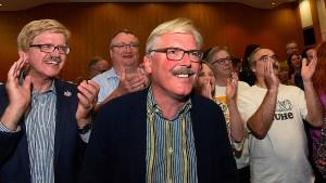 Bernd Blisch ist neuer Bürgermeister