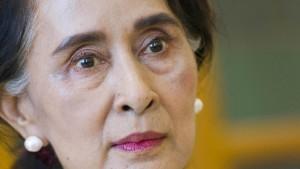 Militärjunta klagt Aung San Suu Kyi wegen Korruption an