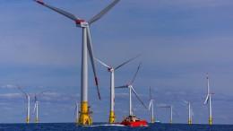RWE-Tochter baut riesigen Nordsee-Windpark