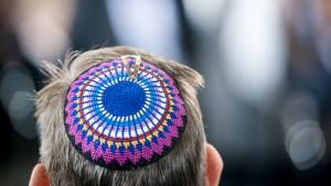 Polizei hält Opfer eines antisemitischen Übergriffs für den Täter