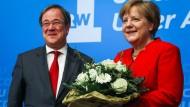 Merkel: Die SPD hadert mit ihrer Vergangenheit
