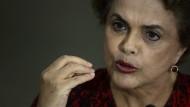 Gremium empfiehlt Amtsenthebung von Rousseff