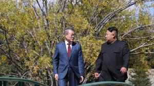 Südkorea erwägt Lockerung von Sanktionen